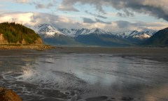 Turnagain Arm, Anchorage, AK: Photo Credit Frank K.