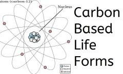 Carbon12 Atom