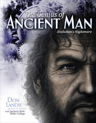 Genius of Ancient Man book cover