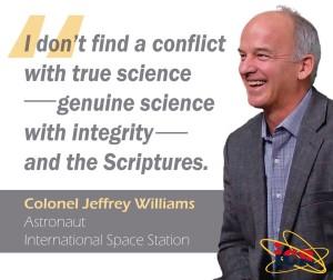 Colonel Jeffrey Williams quote