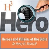 iTunes link: Henry Morris, Heroes and Villains