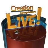 Creation Magazine Live iTunes link