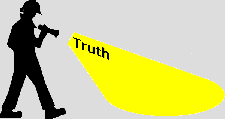 Shining the Light of Truth
