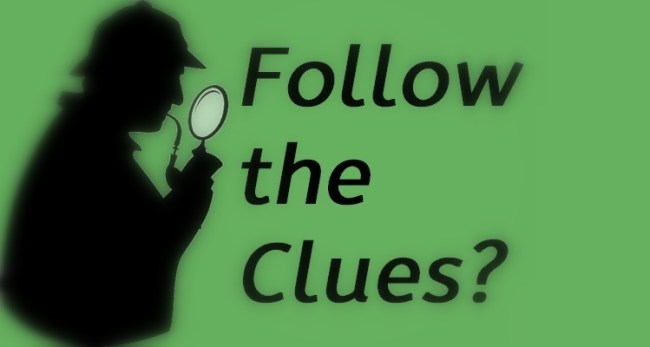 Follow the Clues?