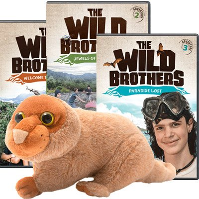 Wild Brothers DVD Set: Affiliate Link