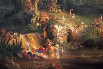 Thomas Cole The Garden of Eden
