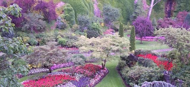 Butchart Gardens Photo Credit: Nogwater