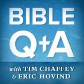 Bible Q&A Podcast iTunes Link