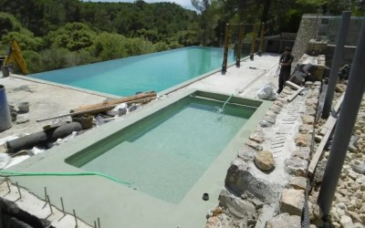 Ils ont construit leur piscine avec nous