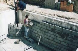 Modifications des murs
