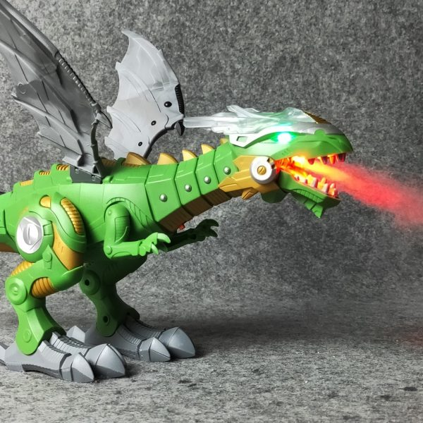 Fire Dragon Electronic Action Toy 1