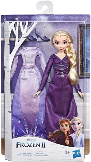 Teen doll Elsa Arendelle Fashion30 cm purple 1