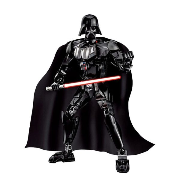 Blocks Star Wars Buildable Action Figure 3