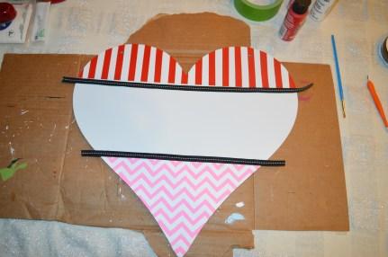 Cut ribbon to size...