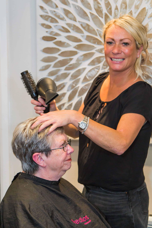 Polly, Stylist, Creations Hair Salon, Chichester