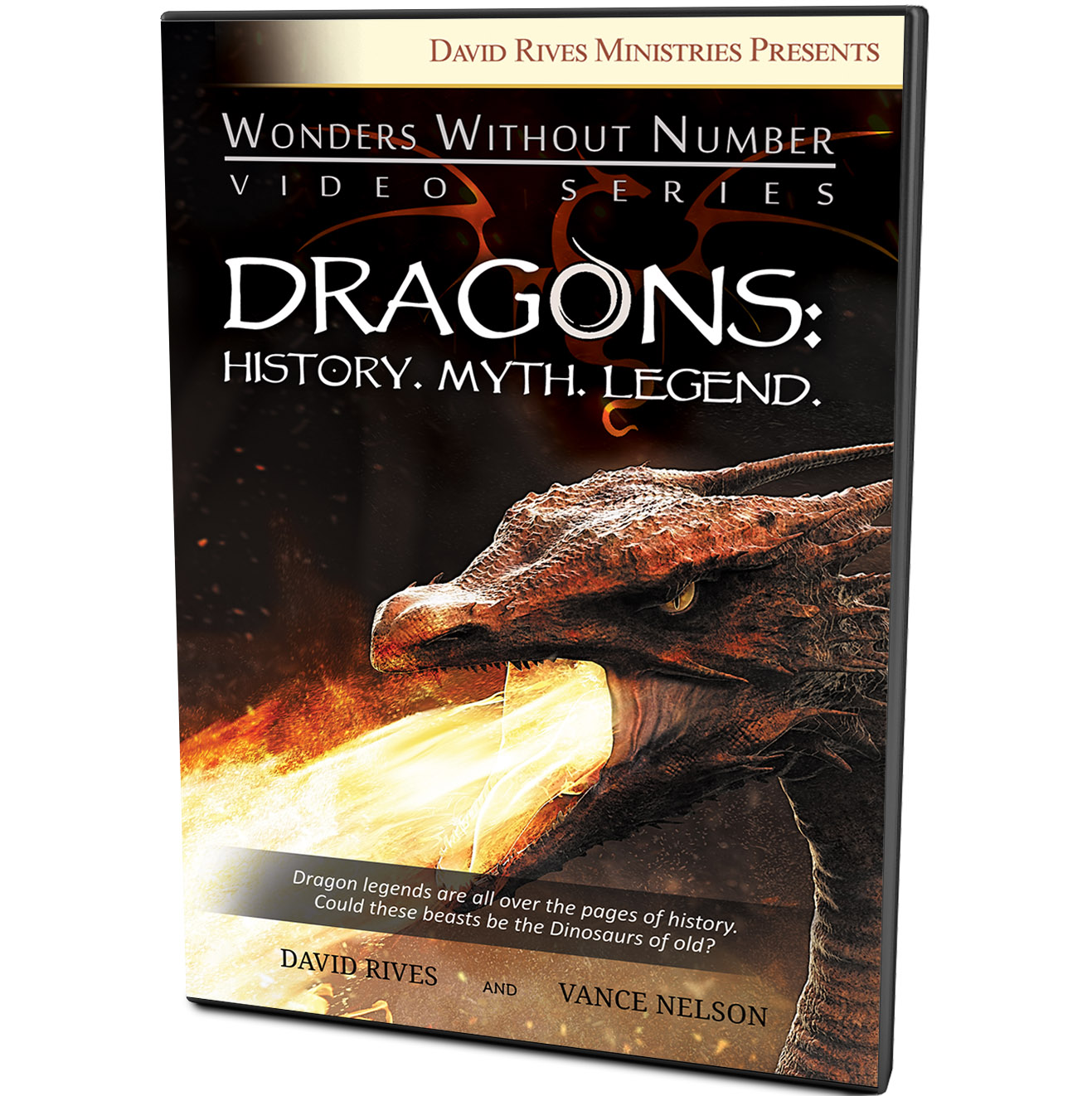 Dragons History Myth Legend Dvd
