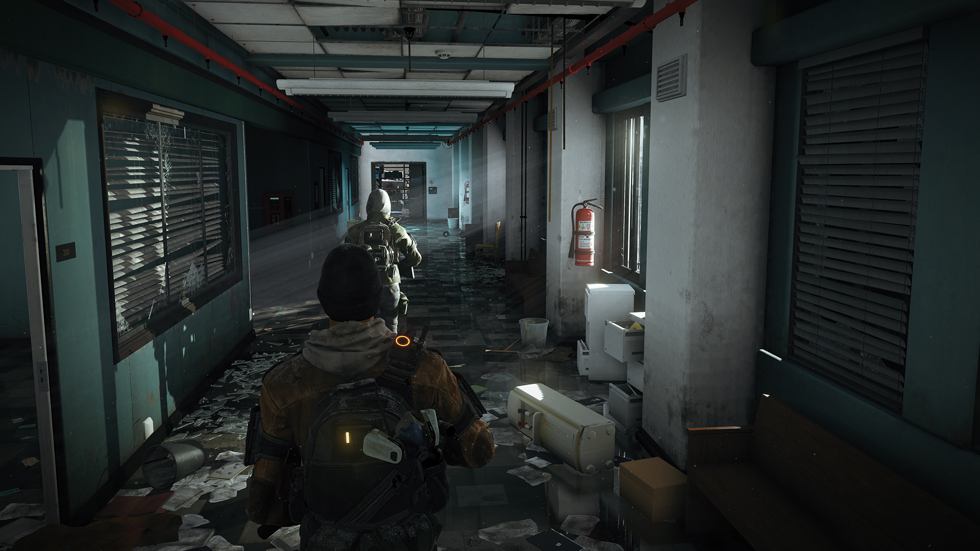 Die Beta zu Tom Clancy's The Division
