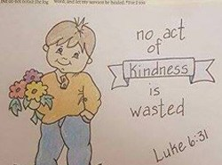 #11 Kindness CloseUp jpg