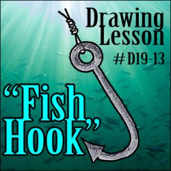 13 Fishhook SQUARE
