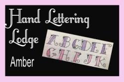 Banner Hand Lettering