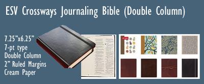 Bible Ad ESV Journaling Bible 2col jpg