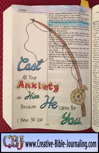 """CBJ Project #5 – """"Cast All Your Anxiety On Him"""" – Creative"""