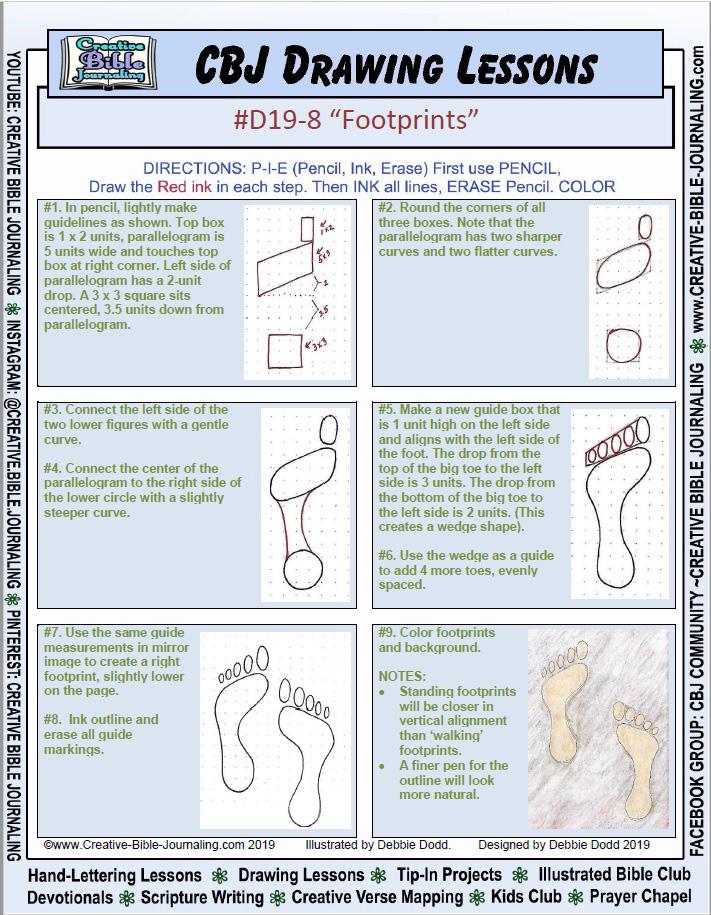 D19-8-FootprintsNew