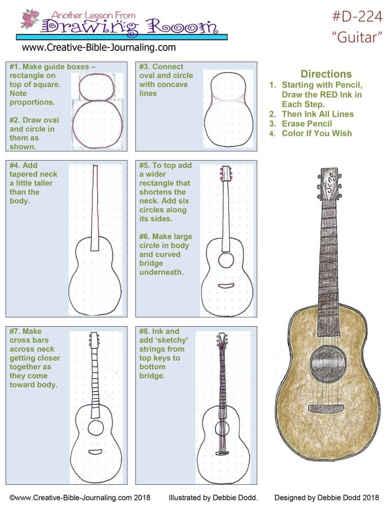 D224-Guitar