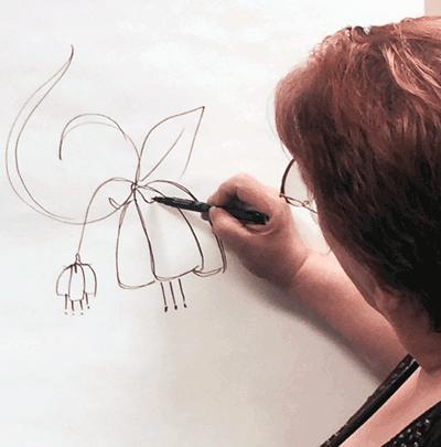 Demonstraiting Doodling