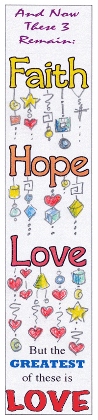 Example of practicing your doodling on the Free Printable - Inspirational Worksheet