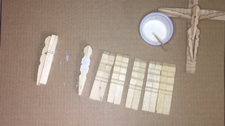 Photo of all the pieces.