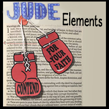 JUDE Elements SQUARE