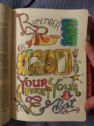 Leviticus--Remember