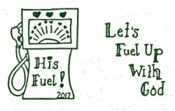 CBJ Tip-In Project, Fuel Up With God