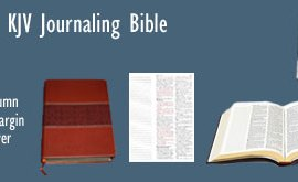 KJV Barbour Bible