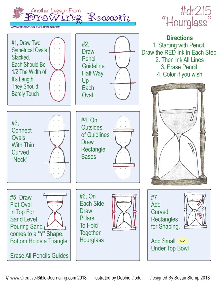 #dr115 Hour Glass