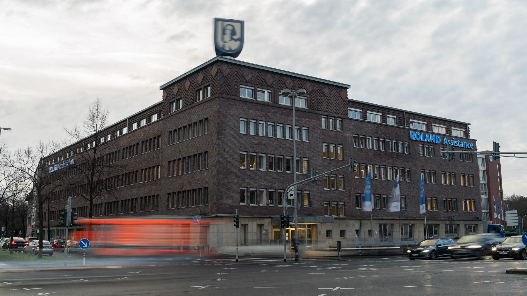 ROLAND ProzessFinanz - Gebäude