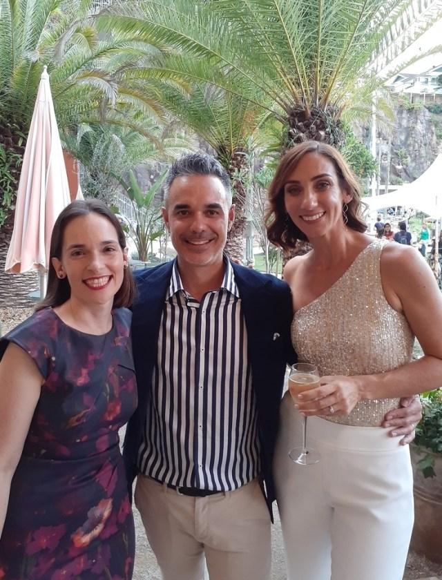 Brisbane celebrant at surprise wedding in Brisbane City