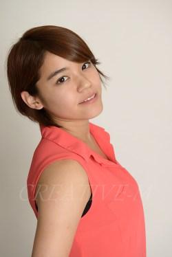 モデル:小林友美