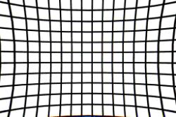 糸巻き型の歪曲収差 AF-S NIKKOR 70-200mm f2.8G ED VR II_200mm