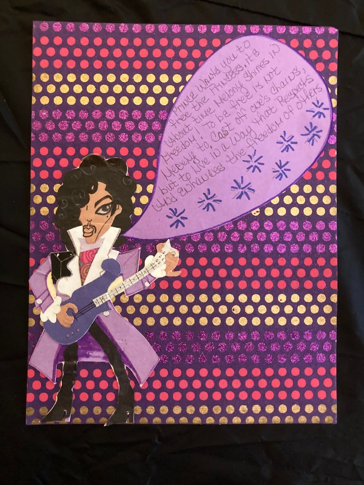 Prince wants you free by Melony Ford