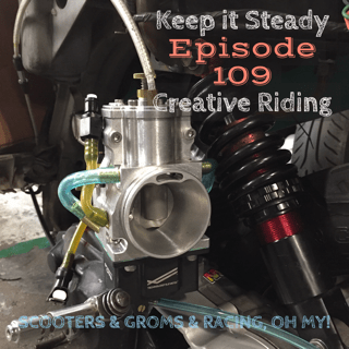 "Creative Riding Episode 109 ""Keep It Steady"""