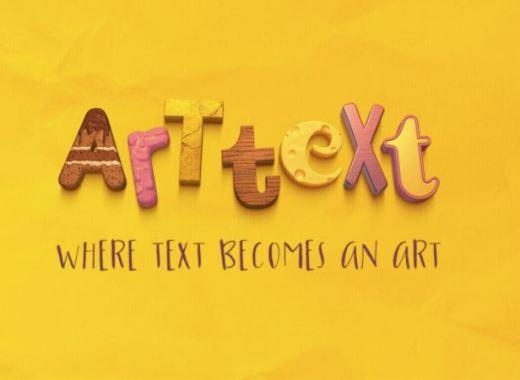Premium Art Text Deal