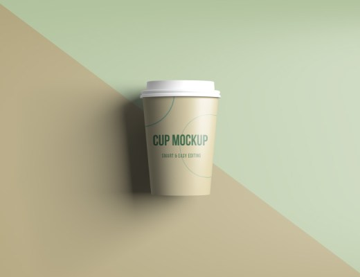 Coffe Tea Mug Mockup