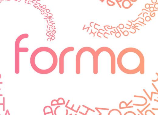 free modern style font