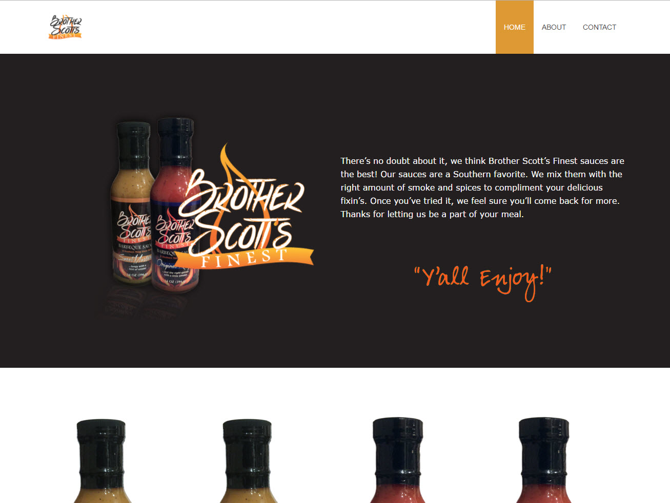 Brother Scott's Web Design