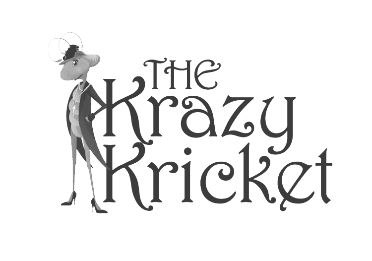 The Krazy Kricket logo