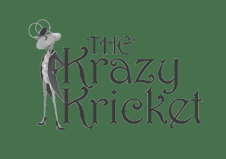 The Krazy Kricket logo
