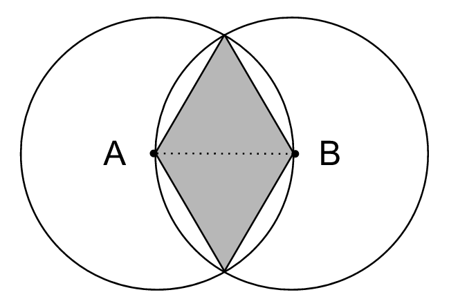 Quadrilateral rhombus