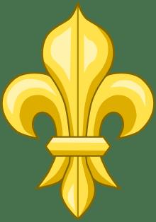 Fleur-de-lis / Public Domain